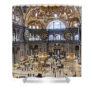 Hagia Sofia Interior 42 Shower Curtain