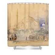 Hagia Sofia Shower Curtain