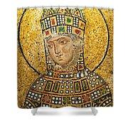 Hagia Sofia Mosaic 01 Shower Curtain