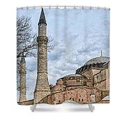 Hagia Sophia 07 Shower Curtain