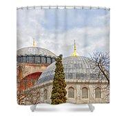 Hagia Sophia 11 Shower Curtain