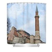 Hagia Sophia 14 Shower Curtain