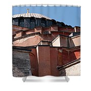 Hagia Sophia Angles 01 Shower Curtain