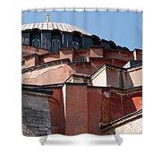 Hagia Sophia Angles 02 Shower Curtain