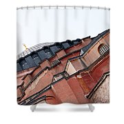 Hagia Sophia Angles 03 Shower Curtain