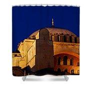 Hagia Sophia Evening Shower Curtain
