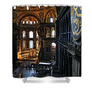 Hagia Sophia Shower Curtain