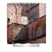 Hagia Sophia Walls 02 Shower Curtain