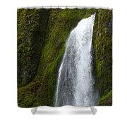 Hakeena Falls Shower Curtain