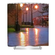 Halifax Romance Shower Curtain
