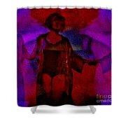 Hallucinatory  Shower Curtain