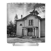 Hamilton House Garden House Shower Curtain