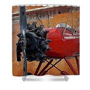 Hamilton Standard Propeller Shower Curtain