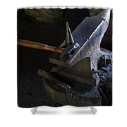 Hammer Time Shower Curtain