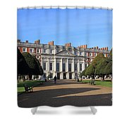 Hampton Court Palace England Shower Curtain
