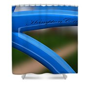 Hampton Cruiser  Shower Curtain
