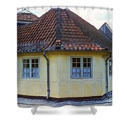 Hans Christian Anderson Birthplace Shower Curtain