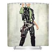 Han Solo Vol 2 - Star Wars Shower Curtain