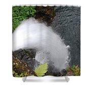 Hana Waterfall Shower Curtain