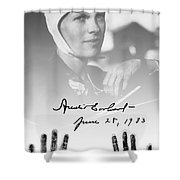 Hands Of Amelia Shower Curtain