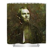 Handsome Fellow 2 Shower Curtain