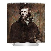 Handsome Fellow 4 Shower Curtain