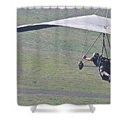 Hang Glider 2 Shower Curtain