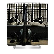 Hangar B Floyd Bennett Field Shower Curtain