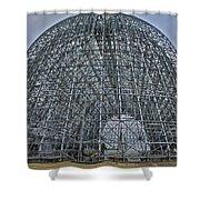 Hangar One Shower Curtain