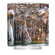 Hanging Lake Shower Curtain