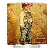 Hansel Brothers Grimm Shower Curtain