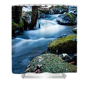 Hanson Brook Shower Curtain
