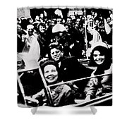Happier Times Shower Curtain