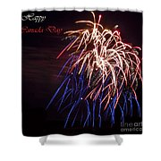 Happy Canada Day.. Shower Curtain