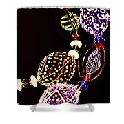 Happy Colors 2 Shower Curtain