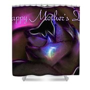 Happy Mothers Day 01 Shower Curtain