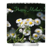Happy Mother's Day 03 Shower Curtain