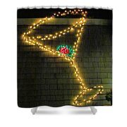 Happy New Year 2015 Shower Curtain