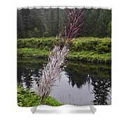 Harbinger Of Autumn Shower Curtain