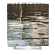 Harbor Impressions 3 Shower Curtain