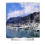 Harbor Shower Curtain