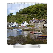 Harbourside Shower Curtain