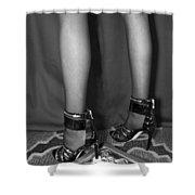 Hard Candy Bettie Shower Curtain