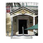 Hard Rock Key West Shower Curtain