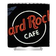 Hard Rock - St. Louis Shower Curtain