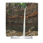 Hardraw Force Yorkshire Shower Curtain