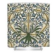 Harebell Design 1911 Shower Curtain