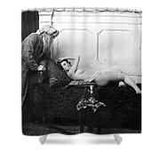 Harem, C1900 Shower Curtain