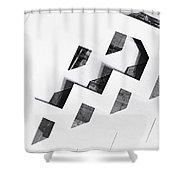 Harlem In Wollaton Shower Curtain