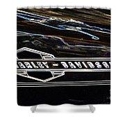 Harley Davidson 1 Shower Curtain